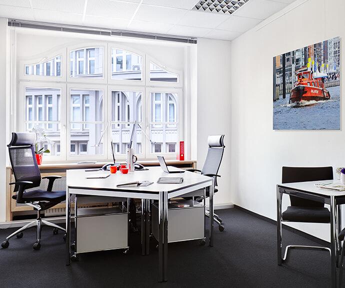 HBC Hamburg Business Center - Büros mieten in Hamburg